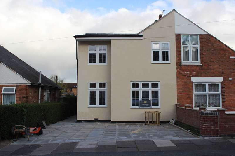 5 Bedrooms Semi Detached House for sale in Harrison Road, Belgrave
