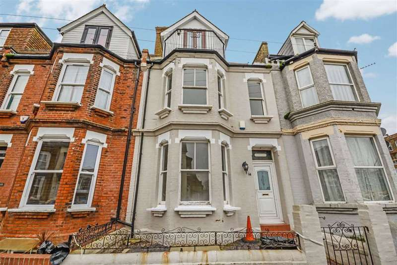 4 Bedrooms Terraced House for sale in Station Road, Margate, Kent