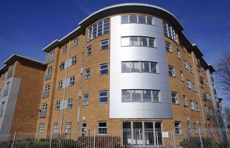 2 Bedrooms Apartment Flat for sale in 252 Mauldeth Road West, Chorlton, Manchester, M21