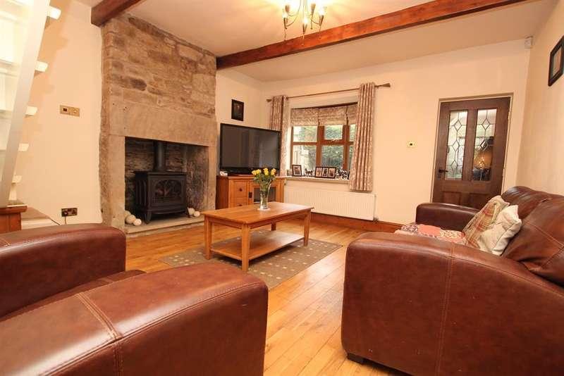 4 Bedrooms Cottage House for sale in Sunnyhurst, Darwen, BB3 1JX