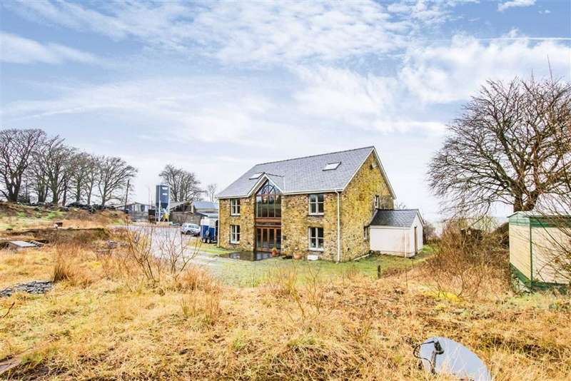 4 Bedrooms House for sale in Gorsgoch, Llanybydder