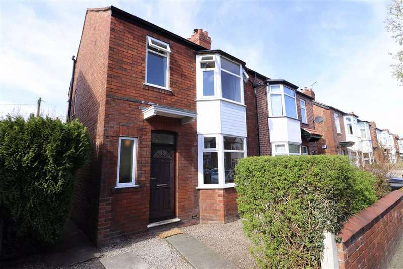3 Bedrooms Semi Detached House for sale in Beaumont Road, Chorlton, Manchester, M21