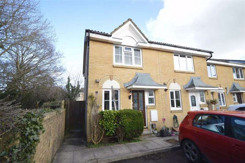 2 Bedrooms End Of Terrace House for sale in New Milton