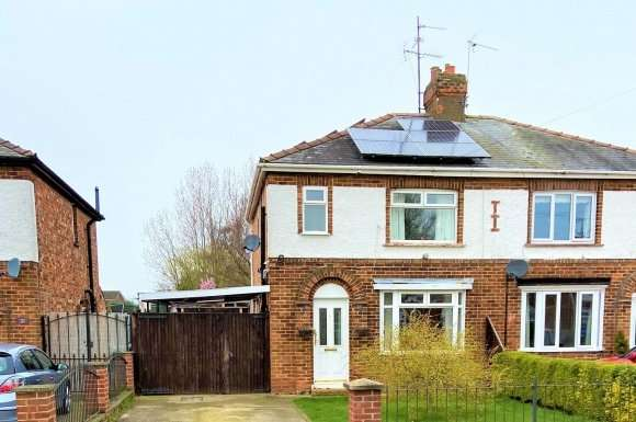 3 Bedrooms Property for sale in 33 Hessle Drive, Boston, Lincs, PE21 8BZ