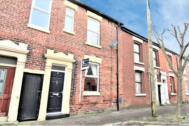 2 Bedrooms Terraced House for sale in Otway Street, Preston, PR1