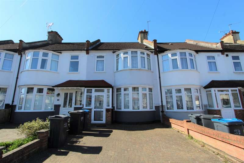 3 Bedrooms Terraced House for sale in Wydehurst Road, Addiscombe, CR0
