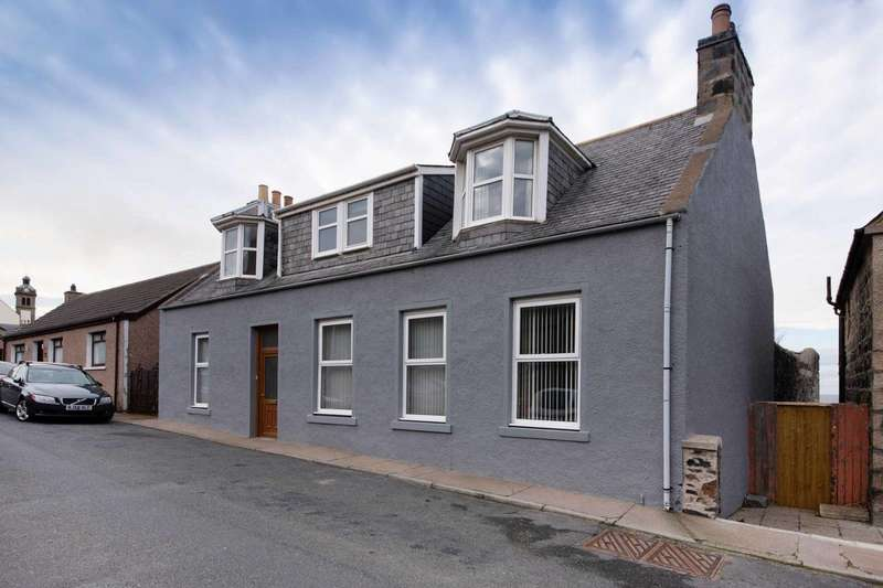 4 Bedrooms Detached House for sale in Church Street, Macduff, Aberdeenshire, AB44 1UR