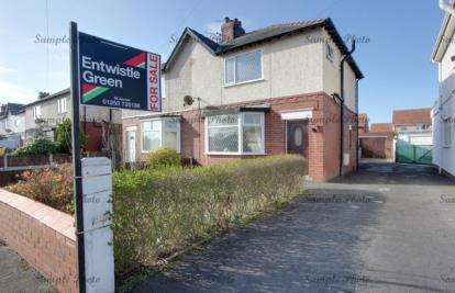 3 Bedrooms Semi Detached House for sale in Keswick Road, Lytham St Annes, Lancashire, FY8