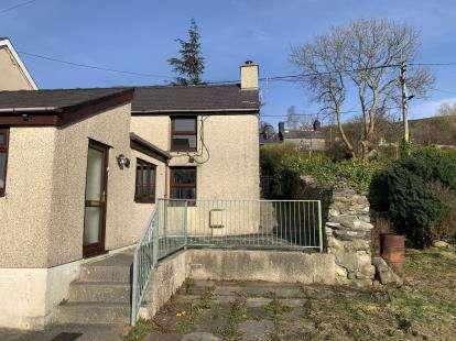 2 Bedrooms Detached House for sale in Tan Y Bwlch Road, Llanllechid, Bangor, Gwynedd, LL57