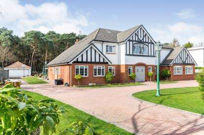 6 Bedrooms Detached House for sale in Larkhill Lane, Formby, Liverpool, Merseyside, L37