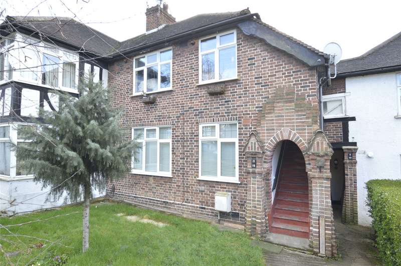 2 Bedrooms Apartment Flat for sale in Ash Tree Dell, KINGSBURY, NW9