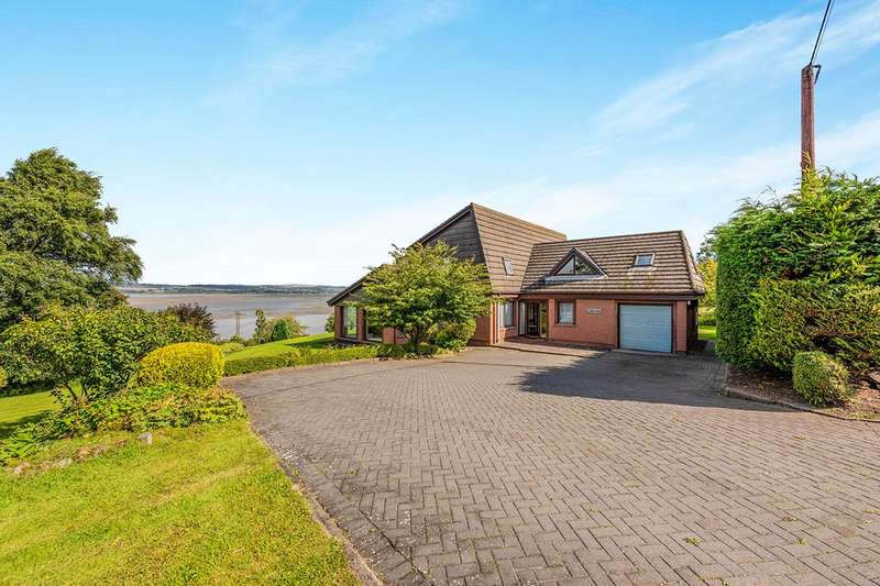 5 Bedrooms Detached House for sale in Lilac Cottage, Rossie Braes, DD10