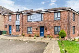 2 Bedrooms End Of Terrace House for sale in Trinity Way, Maidstone, Kent