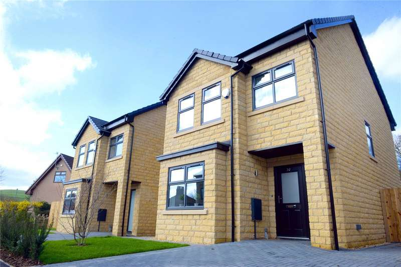 4 Bedrooms Detached House for sale in Plot 5 Greensnook, 6 Buttermere Avenue, Bacup, Lancashire, OL13