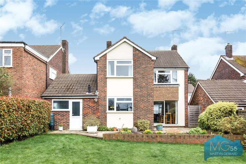 4 Bedrooms Detached House for sale in Lexington Way, Barnet, Hertfordshire, EN5