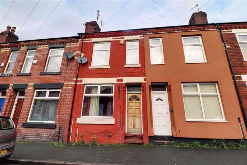 2 Bedrooms Property for sale in Maybury Street, Manchester, Greater Manchester, M18 8GP