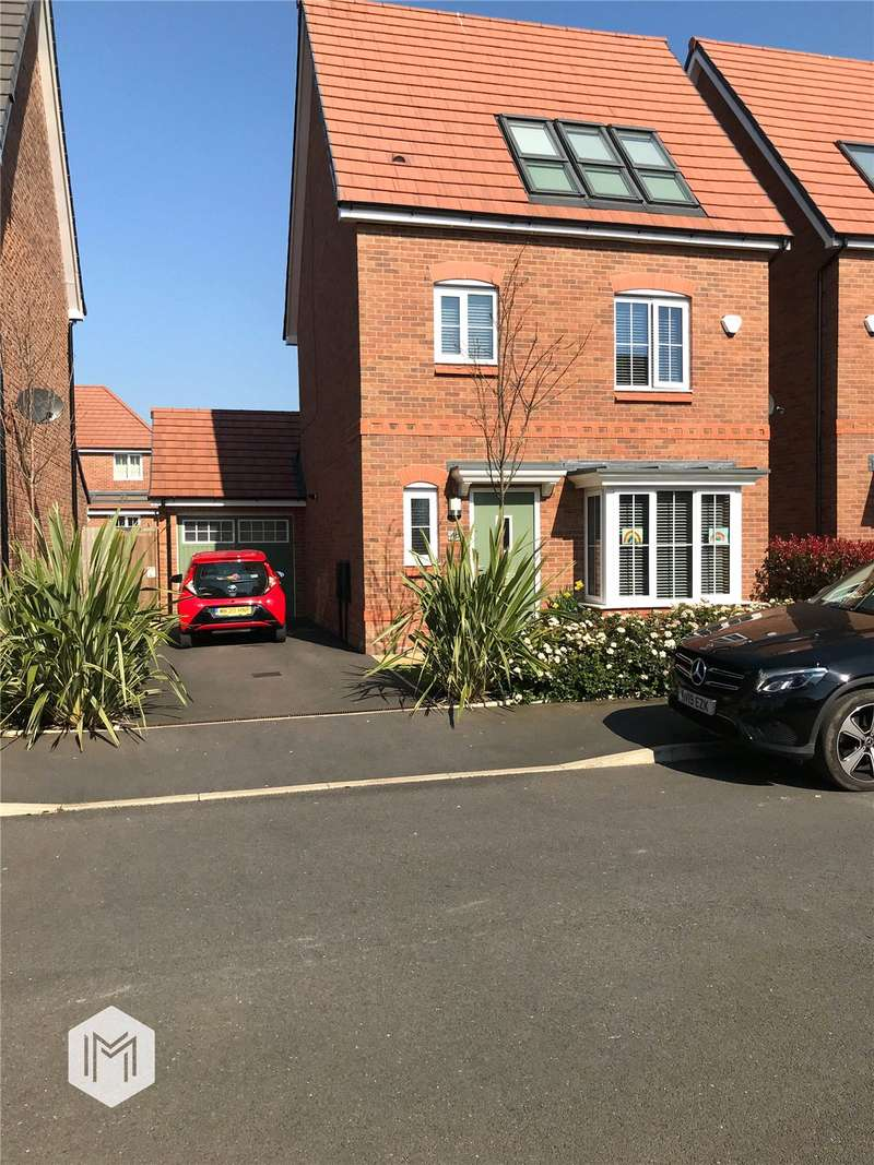 4 Bedrooms Detached House for sale in Thorne Crescent, Worsley, Manchester, Greater Manchester, M28