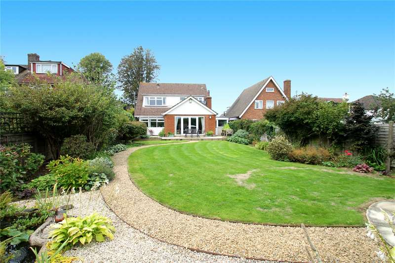 4 Bedrooms Detached House for sale in Greenway, Tatsfield