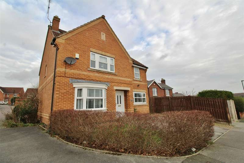 6 Bedrooms Detached House for sale in Cowley View Road, Chapeltown, SHEFFIELD, South Yorkshire