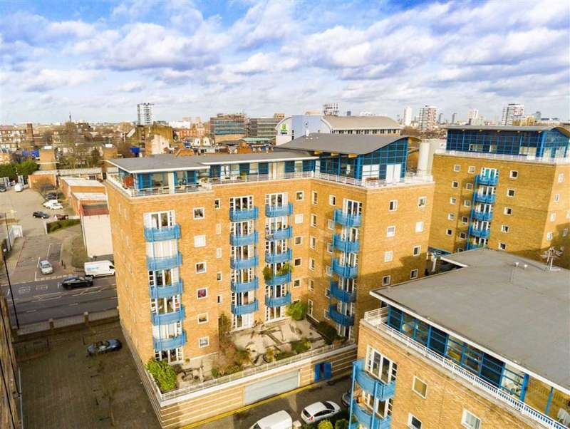 2 Bedrooms Flat for sale in Scotia Building, London, London