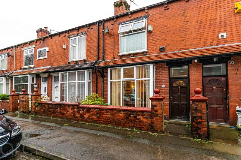 2 Bedrooms Terraced House for sale in Bentley Street, Bolton