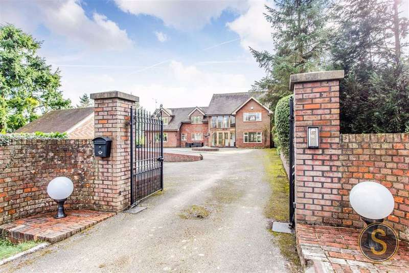 5 Bedrooms Detached House for sale in Great Missenden, Buckinghamshire