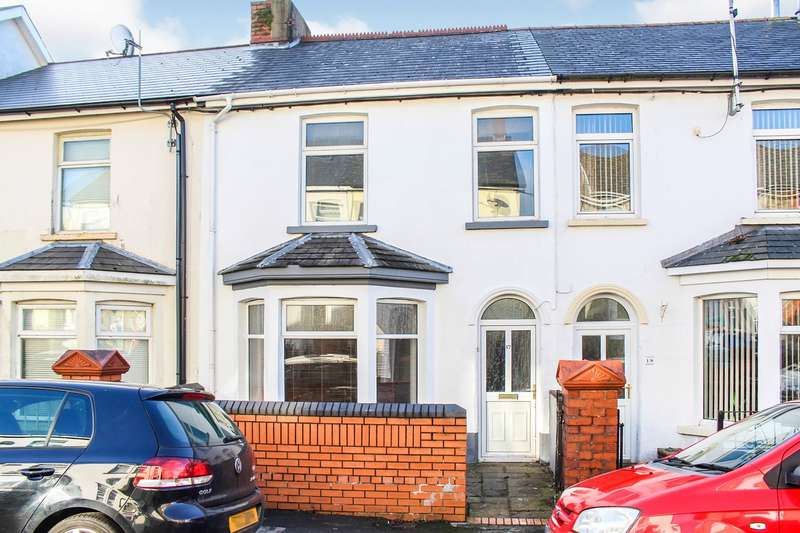 2 Bedrooms Terraced House for sale in New James Street, Blaenavon, Pontypool, NP4