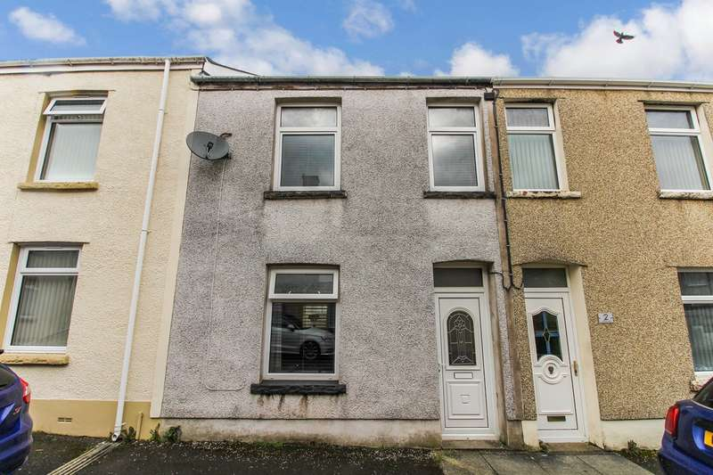 2 Bedrooms Terraced House for sale in Furnace Street, Beaufort, EBBW VALE, NP23