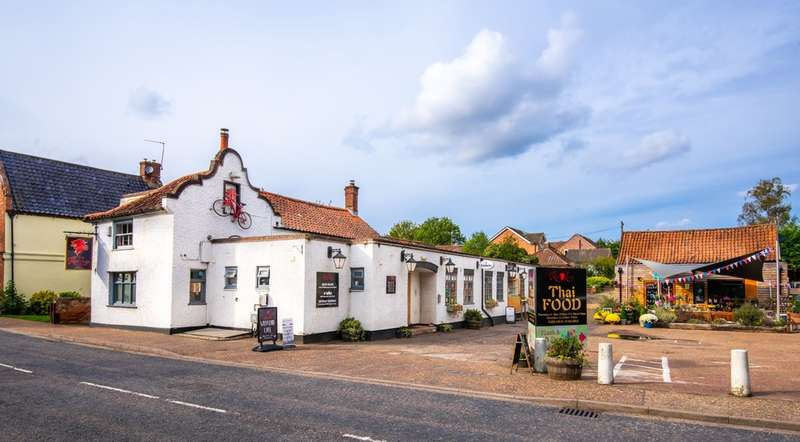 3 Bedrooms Commercial Property for sale in Church Street, Coltishall, Norwich