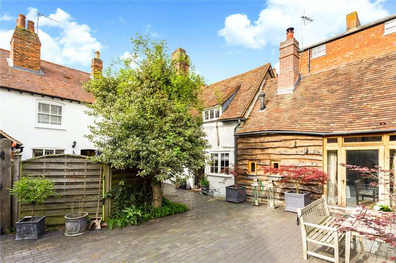 3 Bedrooms Terraced House for sale in High Street, Thame, Oxfordshire, OX9