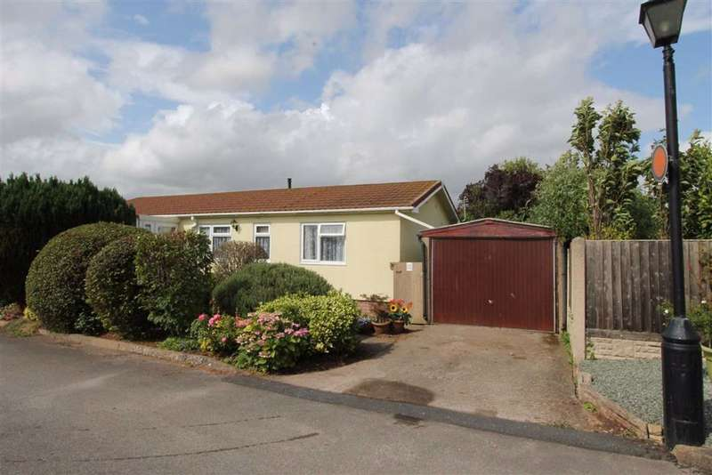 3 Bedrooms Park Home Mobile Home for sale in Ross-On-Wye