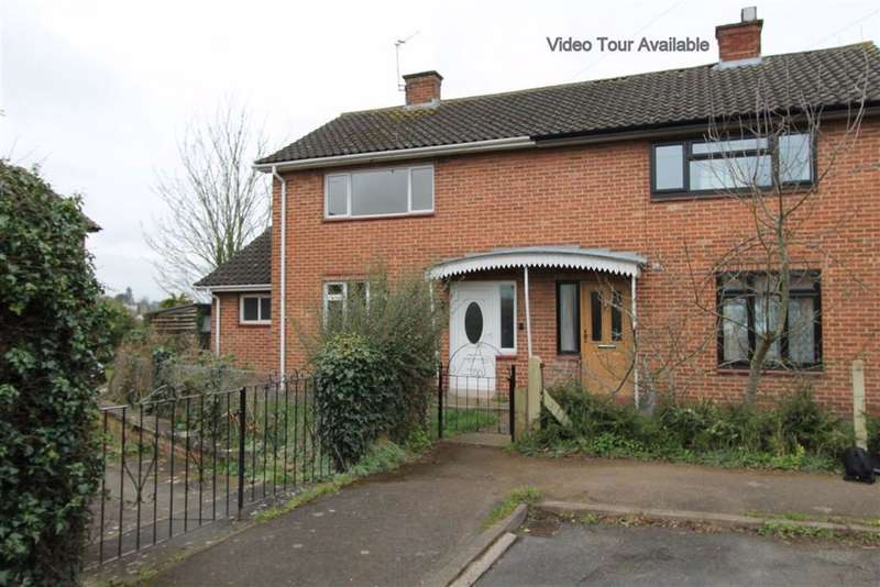 2 Bedrooms Semi Detached House for sale in Ross-On-Wye