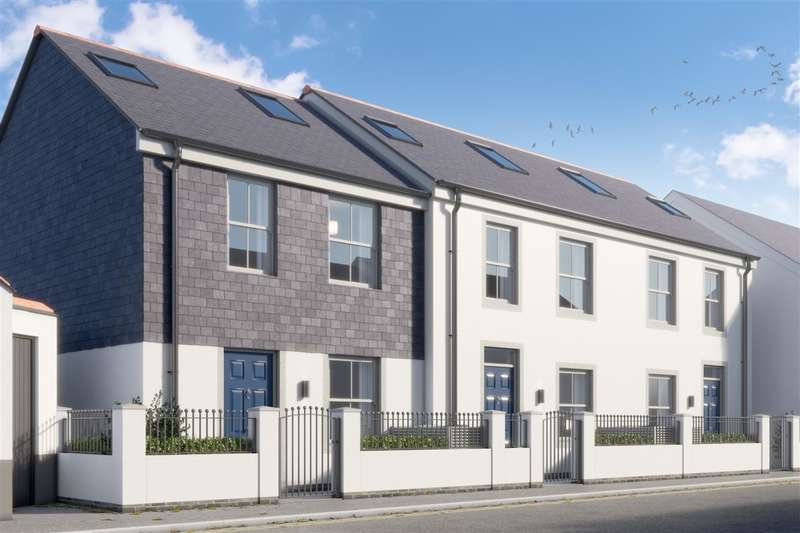 3 Bedrooms Town House for sale in Pretty's Mews, High Street, Topsham