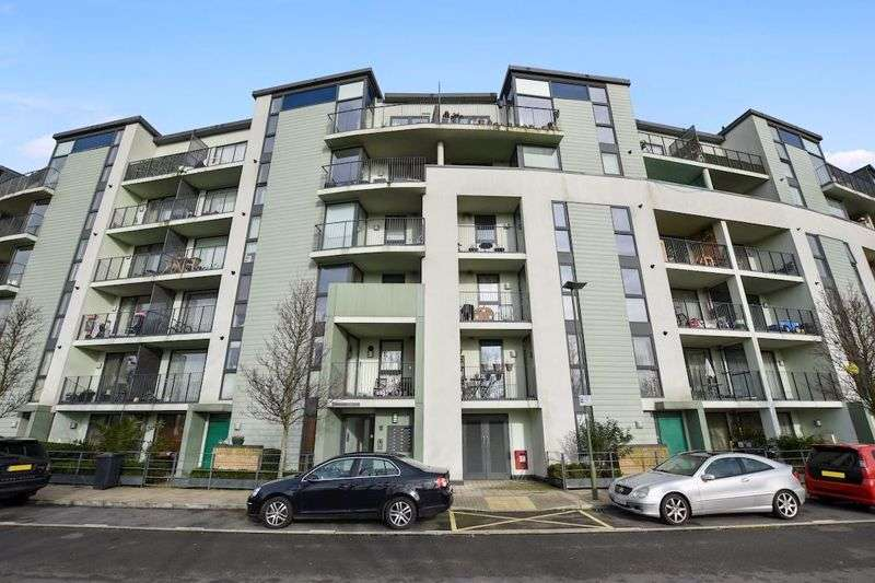2 Bedrooms Property for sale in IAS AUCTION, Violet Court Heybourne Crescent, London NW9 5WY