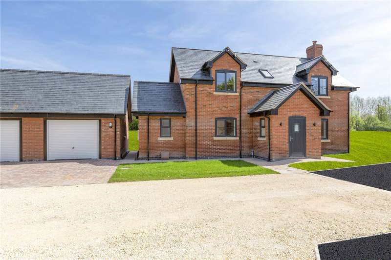 4 Bedrooms Detached House for sale in Kenwater House, 2 Sabrina Way, Wharton, Leominster, HR6
