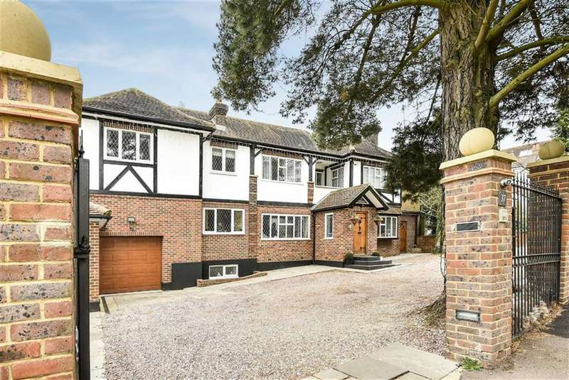 6 Bedrooms Detached House for sale in Hadley Road, Enfield, Middlesex