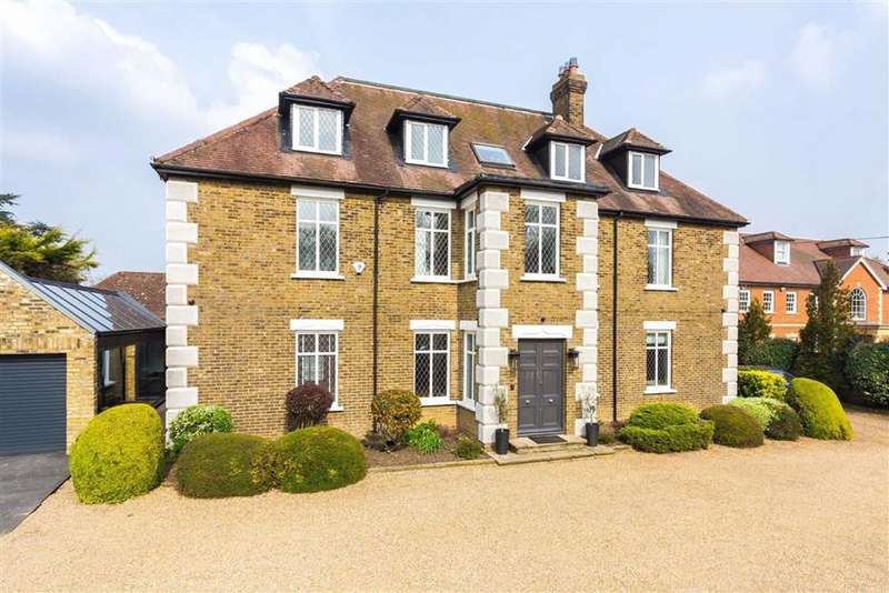 8 Bedrooms Detached House for sale in The Ridgeway, Cuffley, Hertfordshire