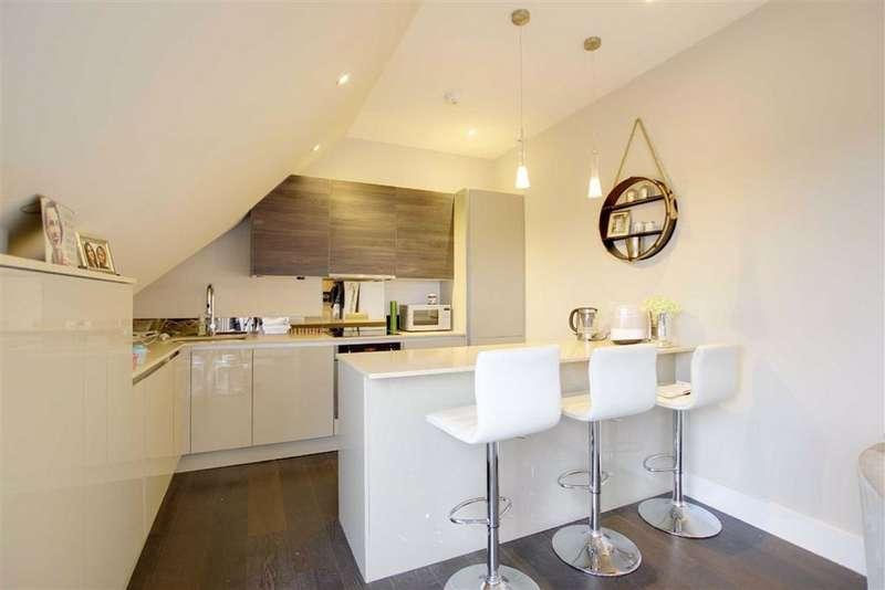 2 Bedrooms Flat for sale in Senate House, Potters Bar, Hertfordshire