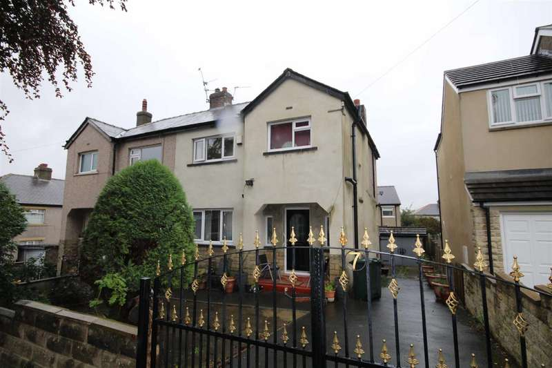 3 Bedrooms Semi Detached House for sale in Rooley Crescent, Odsal