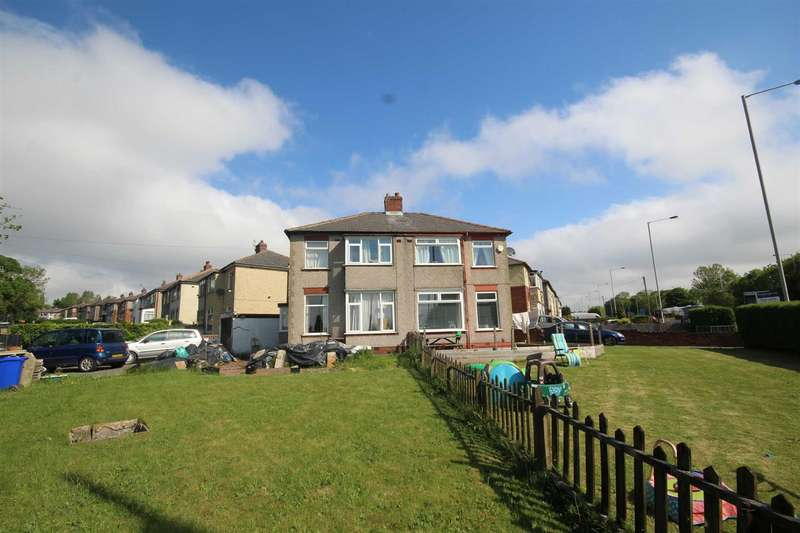 3 Bedrooms Semi Detached House for sale in Netherlands Avenue, Odsal
