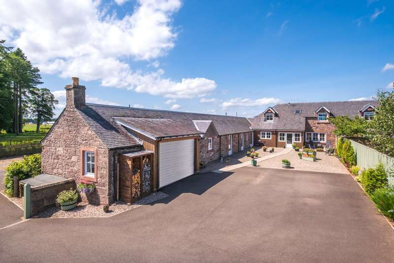 3 Bedrooms House for sale in 1 Mains of Camno Steading, Meigle, Blairgowrie, Perthshire, PH12