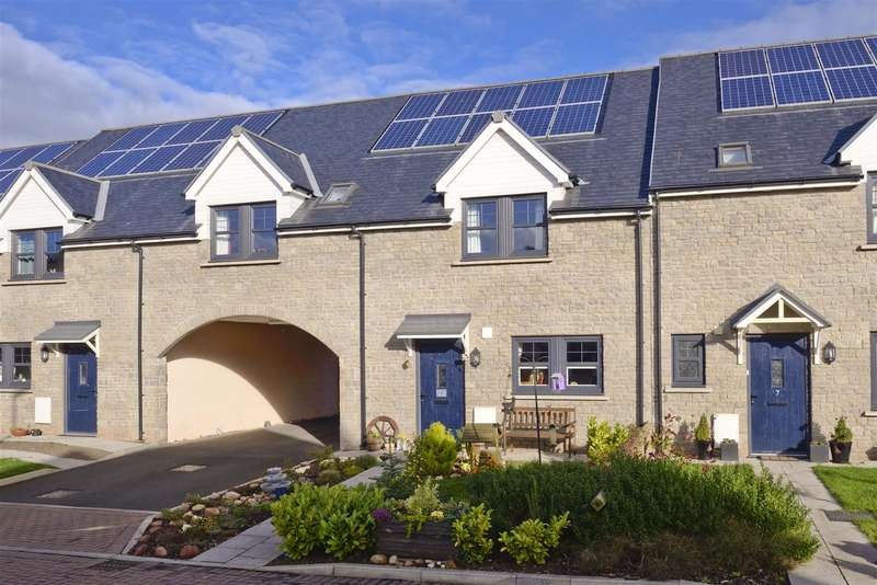 4 Bedrooms Semi Detached House for sale in 8 Peelwalls Meadows, Ayton, Eyemouth