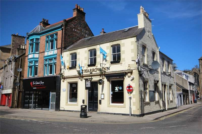 5 Bedrooms Commercial Property for sale in High Street, Galashiels, Selkirkshire, Scottish Borders