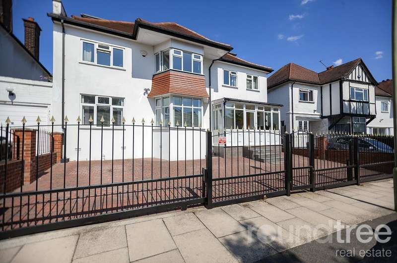 7 Bedrooms House for sale in Alderton Crescent, Hendon, London NW4