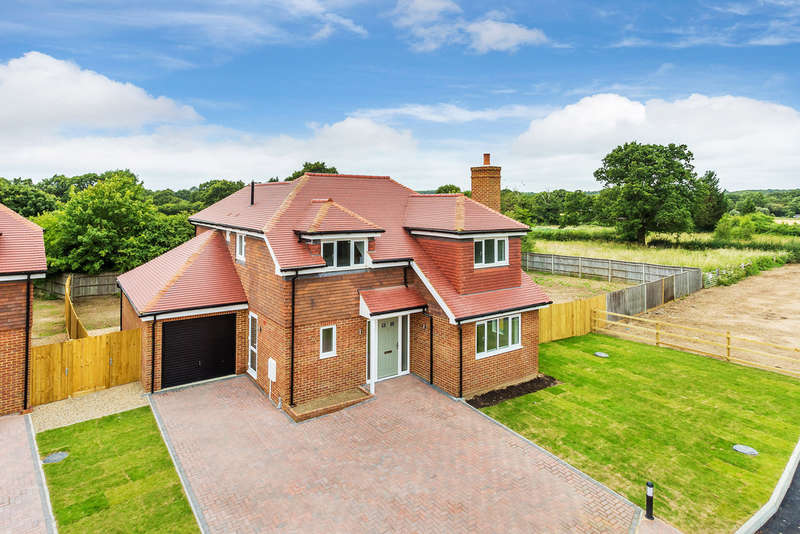 4 Bedrooms Detached House for sale in Lingfield, Surrey