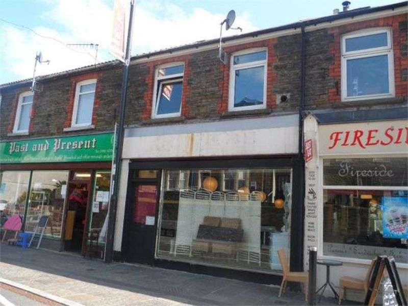 Property for sale in Hanbury Road, Bargoed
