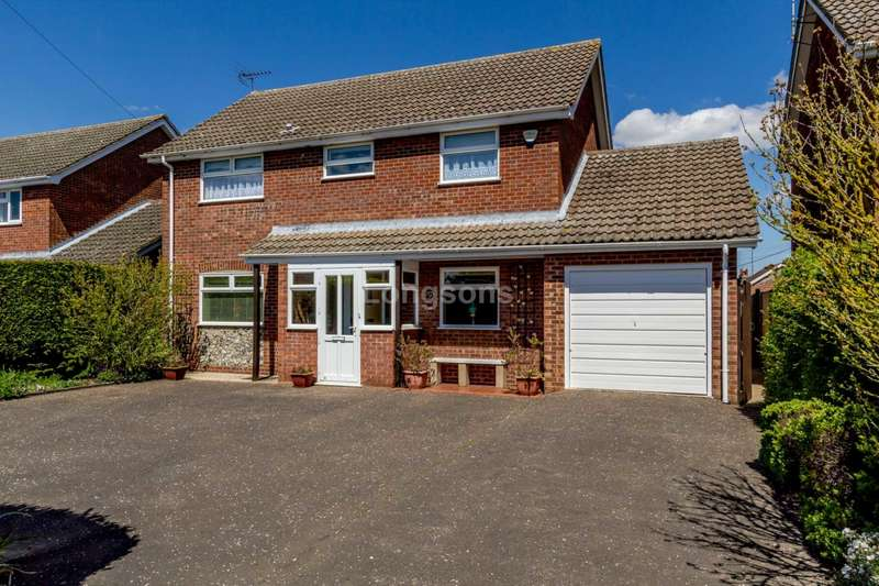 4 Bedrooms Detached House for sale in Whitsands Road, Swaffham