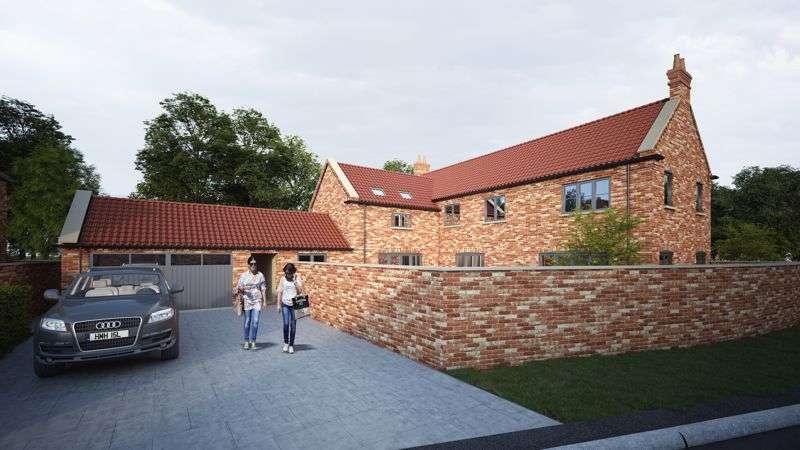 5 Bedrooms Property for sale in Plot 1, Plum Tree Court, North Leverton, Retford