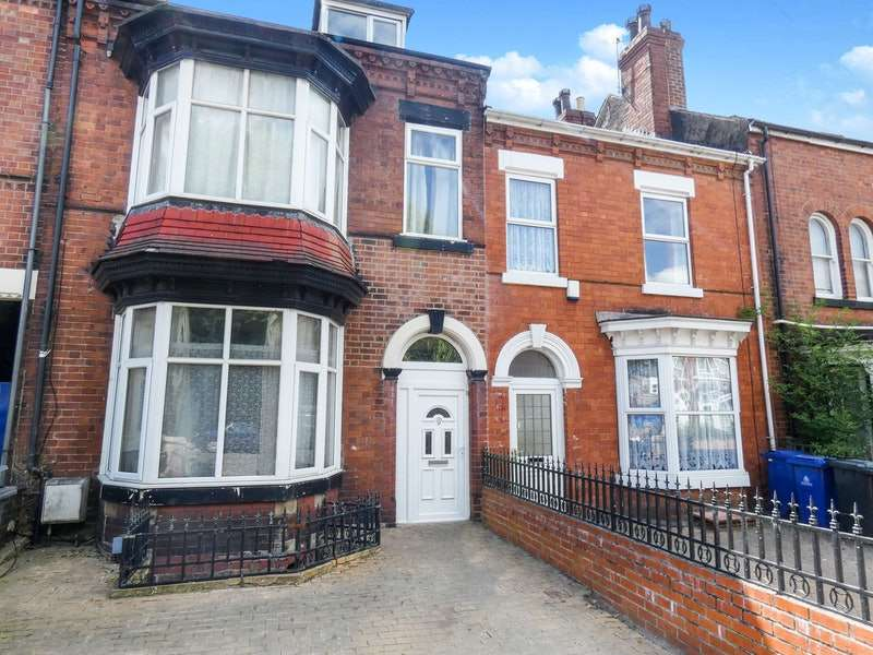 4 Bedrooms Terraced House for sale in Kings Road, Doncaster, South Yorkshire, DN1