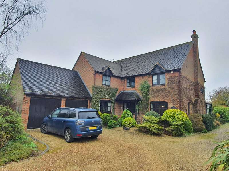 4 Bedrooms Detached House for sale in Swan Close, Blackthorn